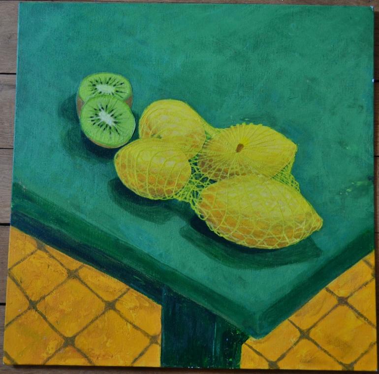 Modernes Obst